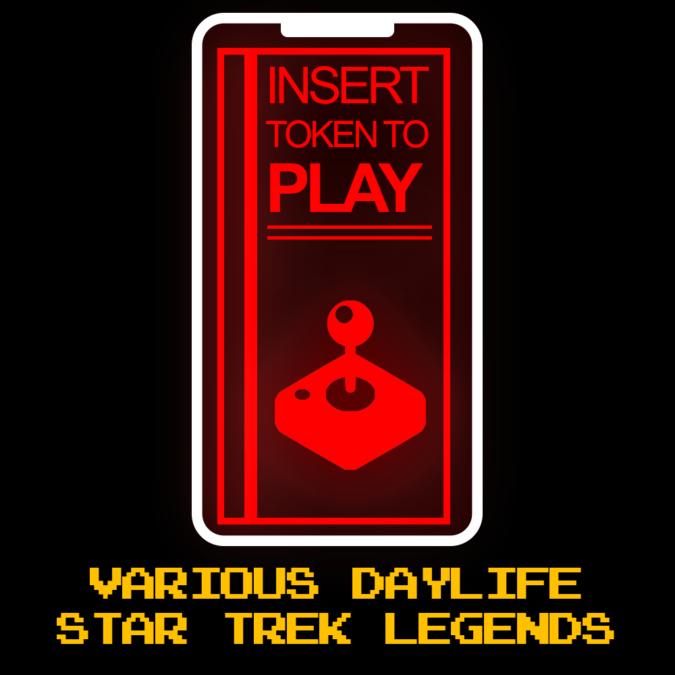 ITTP 007: Various Daylife & Star Trek Legends